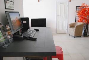 Internet computer area